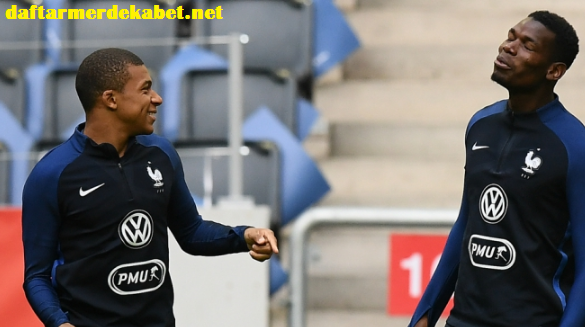 Kylian Bbappe Mirip Stategi Thierry Henry